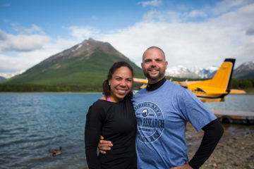 Walter and Elana have been through cancer and other struggles, but God has carried them all along.