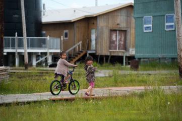 Children in Nunapitchuk