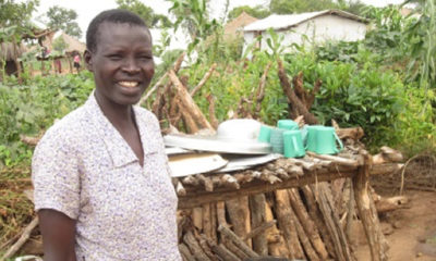 Charity is a South Sudanese refugee living in Bidibidi Refugee Resettlement.