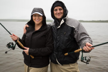 Army Corporal Wes Farron and his wife Melanie spent time together in the Alaskan wilderness through Operation Heal Our Patriots. Wes received Jesus Christ as Lord and Savior during the week.
