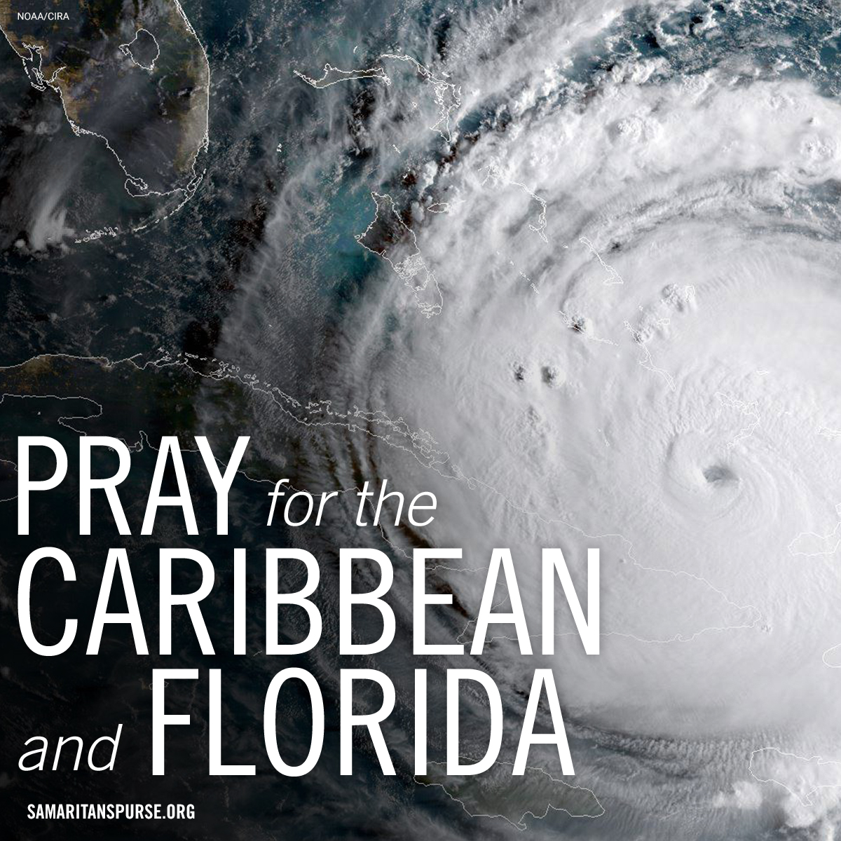 Pray for Caribbean and Florida