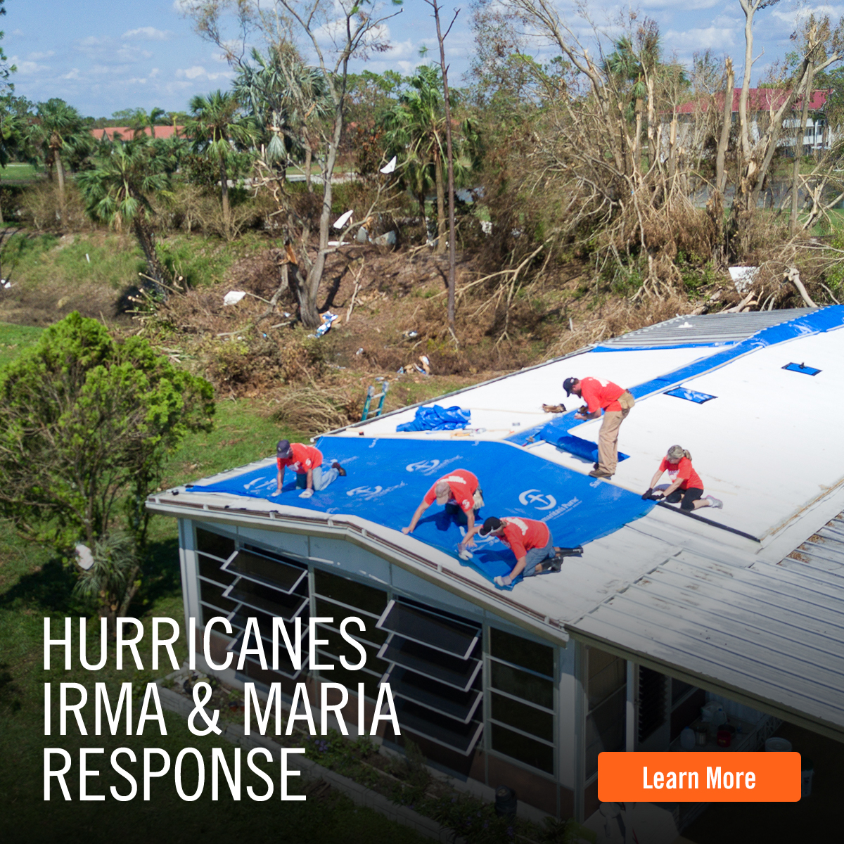 Learn More about our Hurricane Irma Response