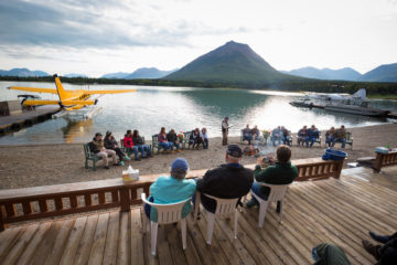 Nine couples rededicated their marriages to God during Week 15 of the 2017 Operation Heal Our Patriots Summer Season at Samaritan Lodge Alaska.