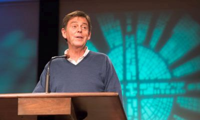 Conference speaker Alistair Begg challenged World Medical Mission doctors to continue sharing the hope of Jesus Christ.