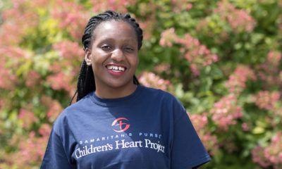 Hilda Nalwaga is now working as a Samaritan's Purse staff member.
