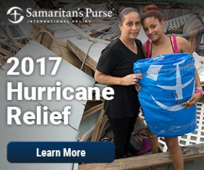 2017 Hurricane Relief graphic