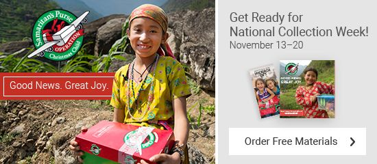 Get Ready for National Collection Week: November 13–20