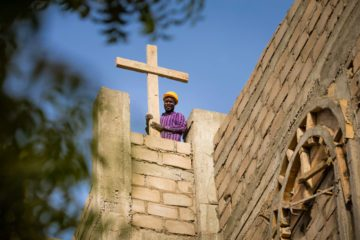 Where ashes and rubble once stood, churches are rising again in many parts of Niger.