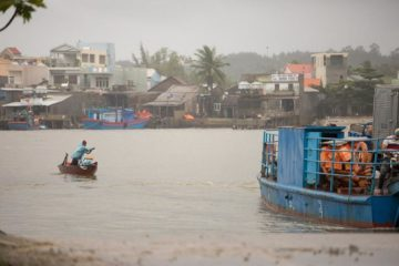 Persistent rain throughout the month has made the flooding and damage worse after Typhoon Damrey unleashed on the area.