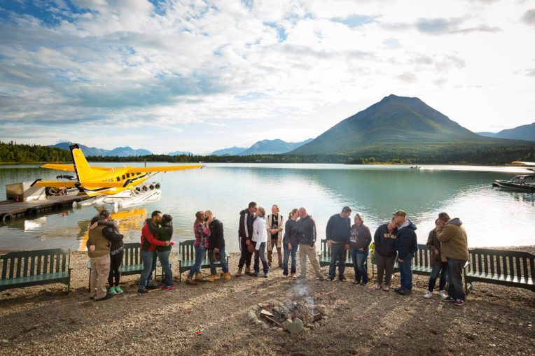 Operation Heal Our Patriots marriage rededication in Alaska
