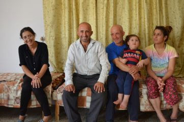 Iraqi family returns home after ISIS