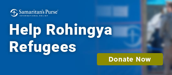 Help Rohingya Refugees - Donate Now