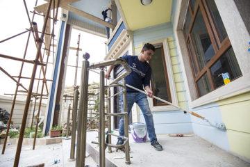 Rebuilding in Iraq