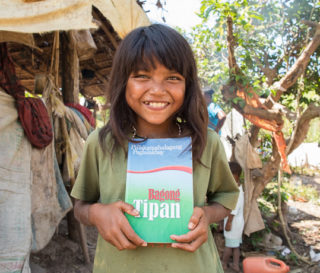 Operation Christmas Child and The Greatest Journey brought hope in Jesus Christ to children and adults who had never before heard the Good News.