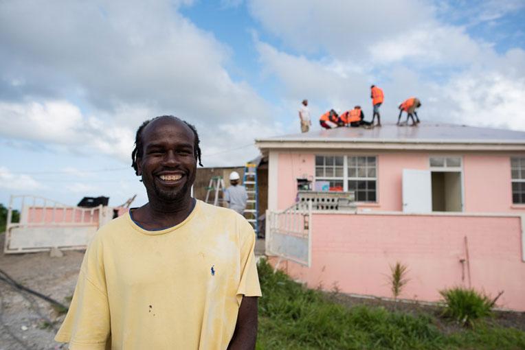 Rebuilding on Dominica
