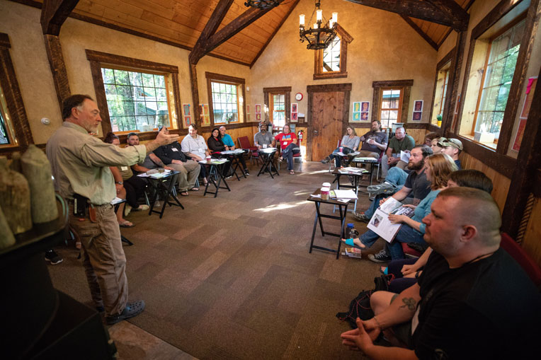 Marriage classes at OHOP