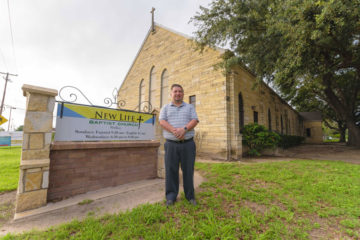 Pastor Jason Church of New Life Baptist Church has provided our base of operations in Weslaco, Texas.