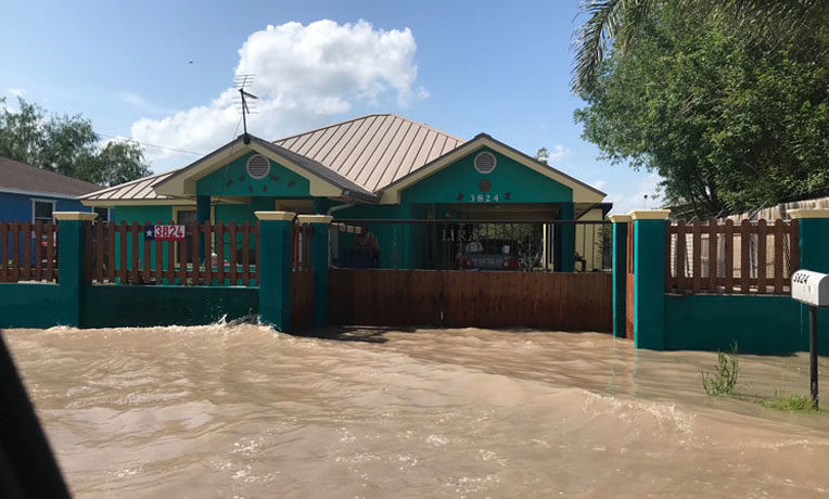 Samaritan's Purse is responding to South Texas where flood waters have devastated communities.