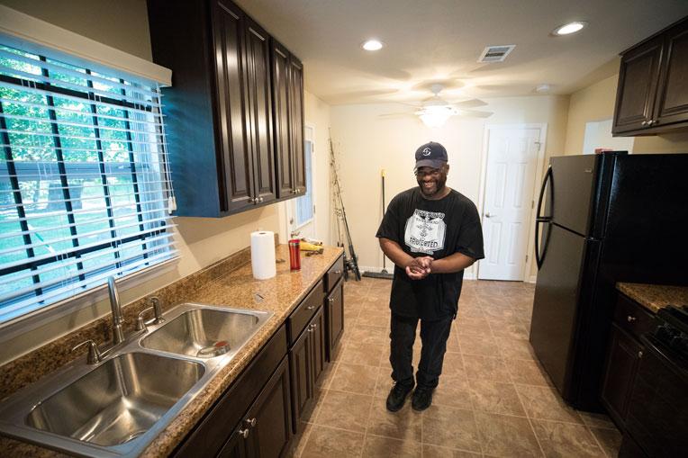 Rodney Turner, Hurricane Harvey victim
