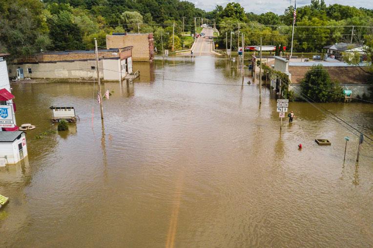Wisconsin floods