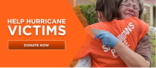 Donate Now - Help Hurricane Florence Victims
