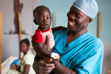 Dr. Evan Atar has served refugees and residents in Sudan and South Sudan for two decades.