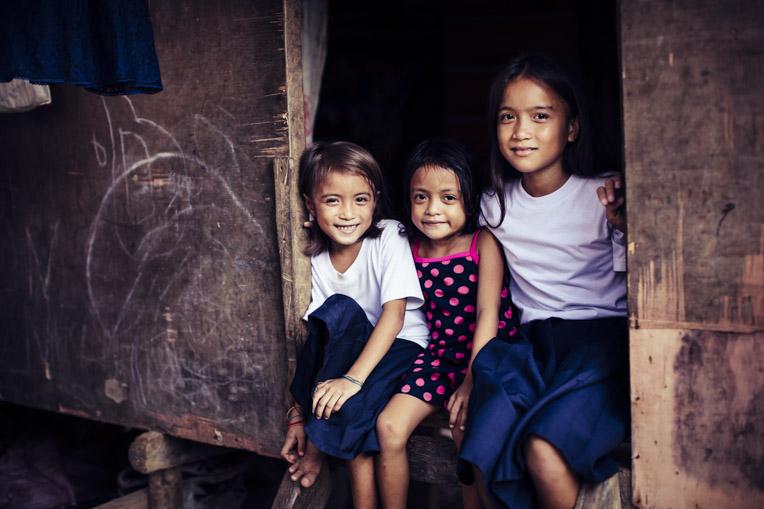 Children in the Philippines