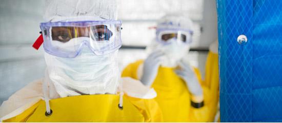 Save Lives. Stop Ebola.