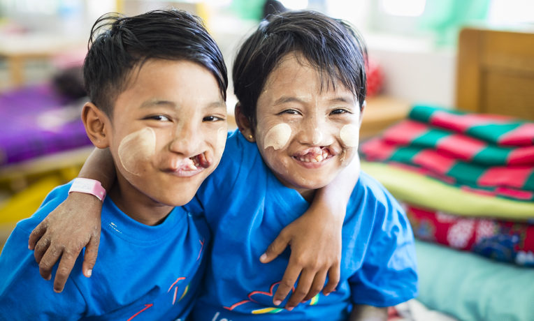 More than 40 patients received lifechanging surgery during our weeklong Cleft Lip and Palate Project in Myanmar.