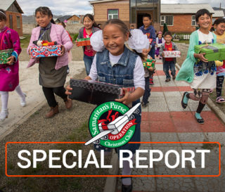 Operation Christmas Child Special Report 2018