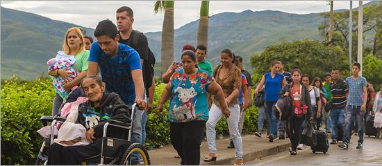 Help Venezuelans in Crisis