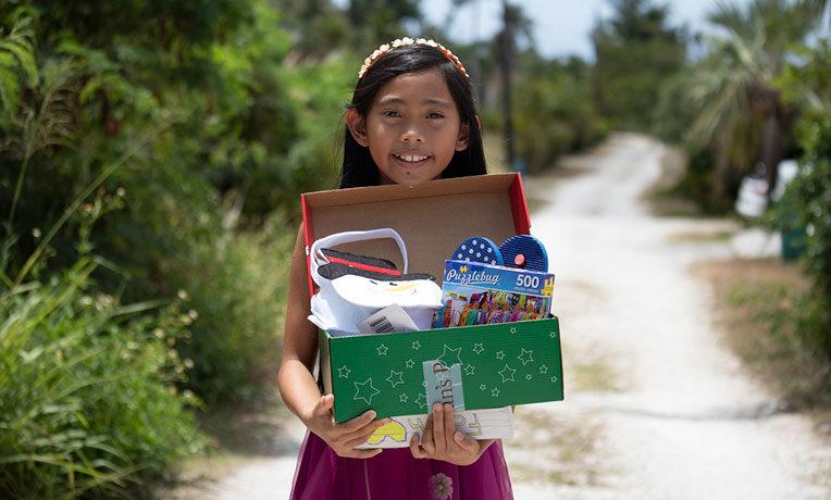 Operation Christmas Child Saipan
