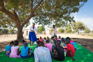 The Greatest Journey 12-lesson discipleship program has been an integral part of reaching the Serinane community with the Gospel and also planting a church there.