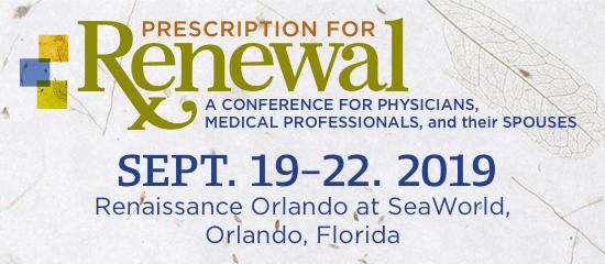Register Today for Prescription for Renewal