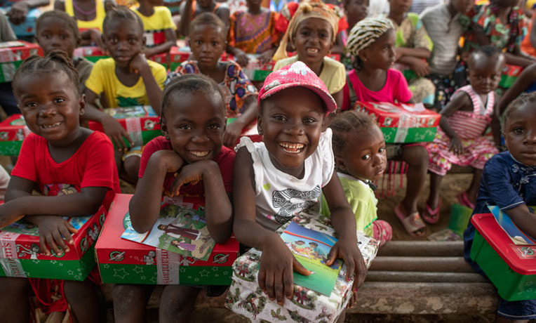 Children and villages across Liberia are experiencing the life-changing power of the Gospel.