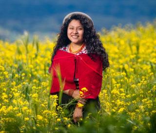 Jamyleth in Ecuador, The Greatest Journey