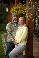 Tony and Amy Payne thank God for what He did through Operation Heal Our Patriots.