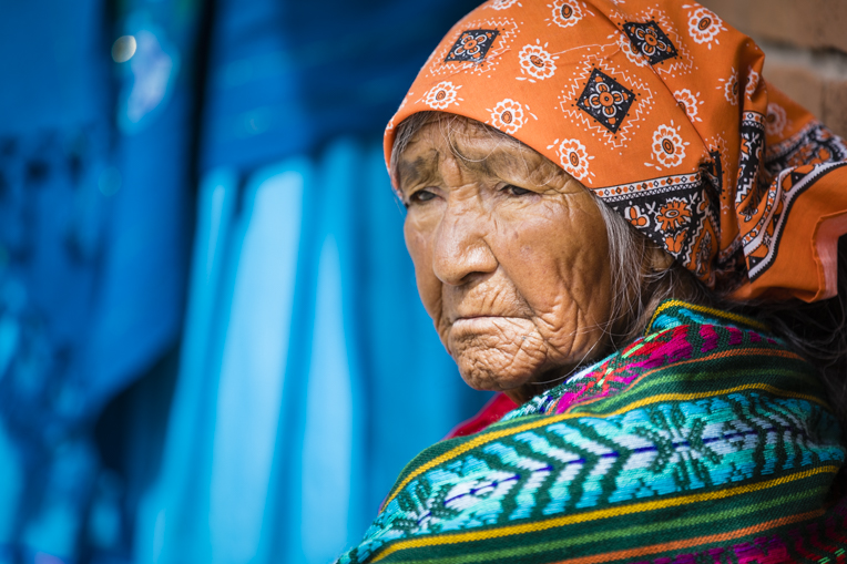 The Tarahumara are an indigenous tribe in Mexico's Copper Canyon.