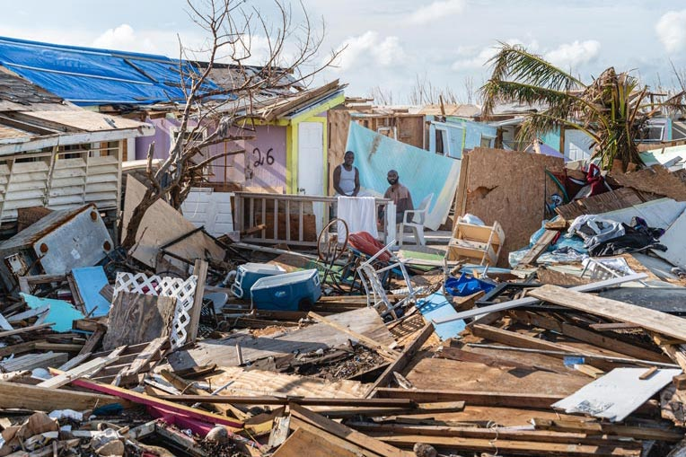 Samaritan's Purse is working on the Abaco Islands as the situation remains dire. We're distributing relief items to survivors who've chosen to stay.