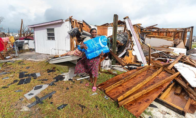 Samaritan's Purse is providing a variety of relief in the devastated Abaco region of the Bahamas.