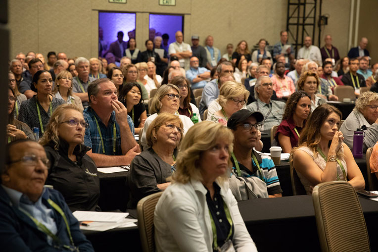 Prescription for Renewal was a weekend filled with inspiring guest speakers and special training opportunities for medical professionals.