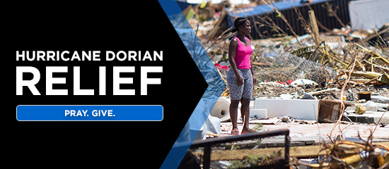 Help Provide Relief After Hurricane Dorian