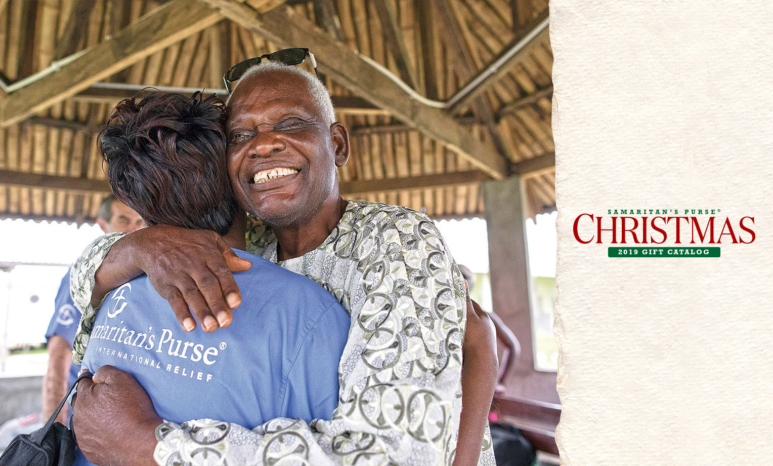 Samaritan's Purse seeks out those who are living in darkness, sending medical teams to restore their physical sight and offer new hope. Our surgeons can perform the procedure in just a couple of hours, and when gauze is removed, patients see more clearly than they have in years.