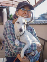 Masako is grateful for the help she received.