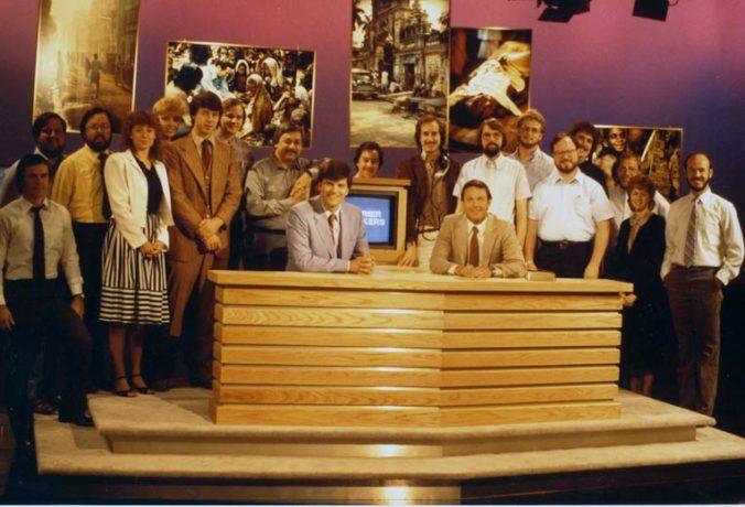 Franklin Graham often appeared on the PTL television program.