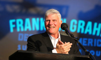 Franklin Graham has been speaking at events across Florida, calling people to repentance and faith in the Lord Jesus Christ.