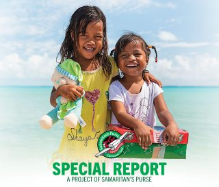 Operation Christmas Child Special Report 2019