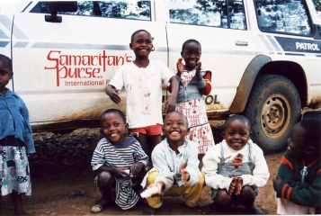 After the Rwandan genocide, Samaritan's Purse cared for orphans in Jesus' Name, providing them with a home, food, and a safe place filled with God's love.