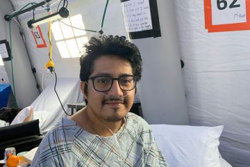 Roberto came to our hospital in desperate need of medical care.