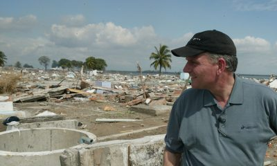 Franklin Graham was on the ground to see the devastation firsthand.